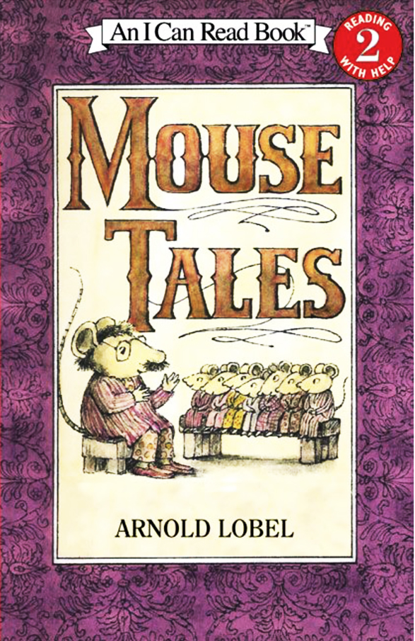 'Mouse Tales' book cover